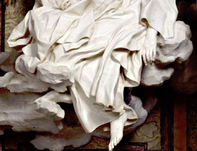 El Extasis De Santa Teresa De Gianlorenzo Bernini Entre 1644 Y
